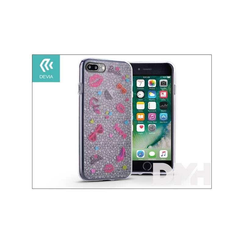 Devia ST995515 NIFTY HONEY iPhone 7+ szilikon hátlap