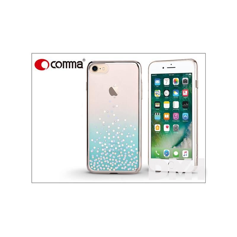 Comma ST983246 UNIQUE POLKA iPhone 7/8 zöld hátlap