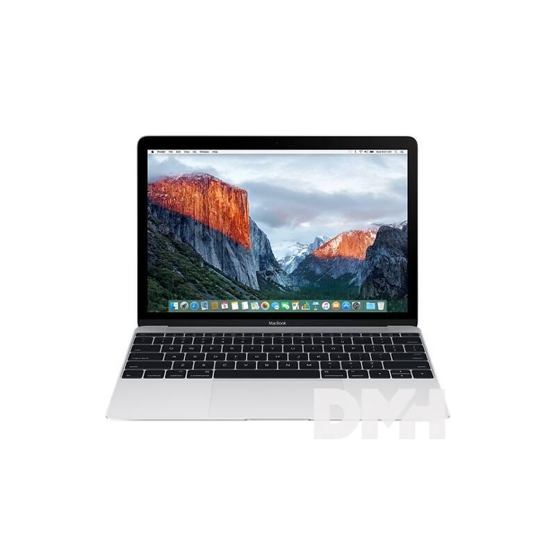 "Apple MacBook 12"" Retina/Intel Core m3 DC 1,2GHz/8GB/256GB/Intel HD 615/ezüst laptop"