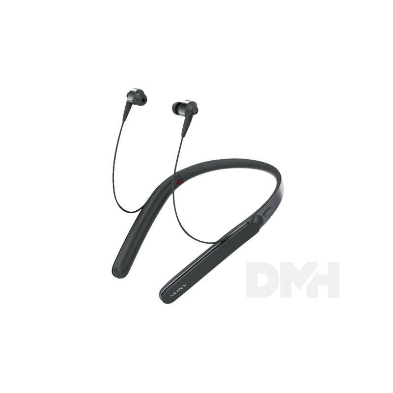 Sony WI1000X Hi-Res Bluetooth fekete fülhallgató headset aptX
