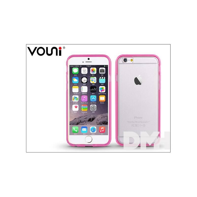 Vouni ST955045 DUO iPhone 6/6S rózsaszín hátlap