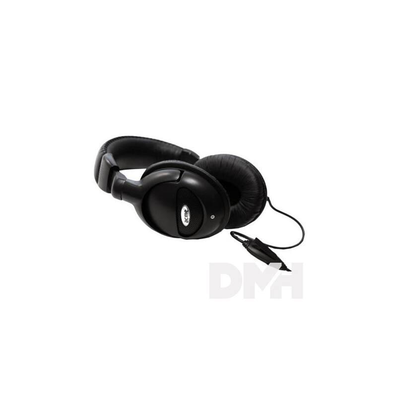 Acme CD850 mikrofonos fejhallgató