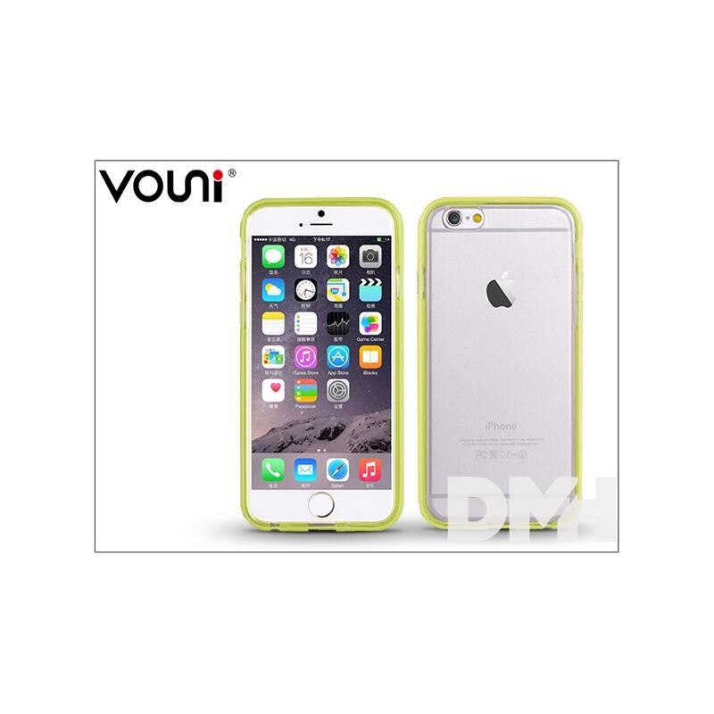 Vouni ST955052 DUO iPhone 6/6S lime hátlap