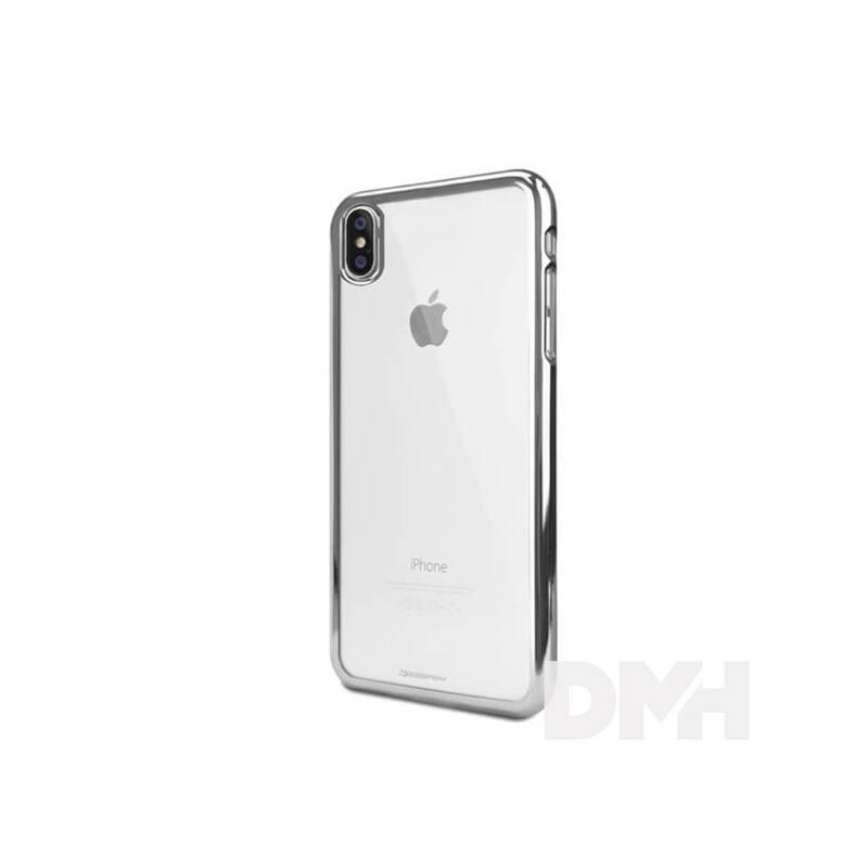 Mercury R2IPXS Ring 2 iPhone X ezüst TPU hátlap