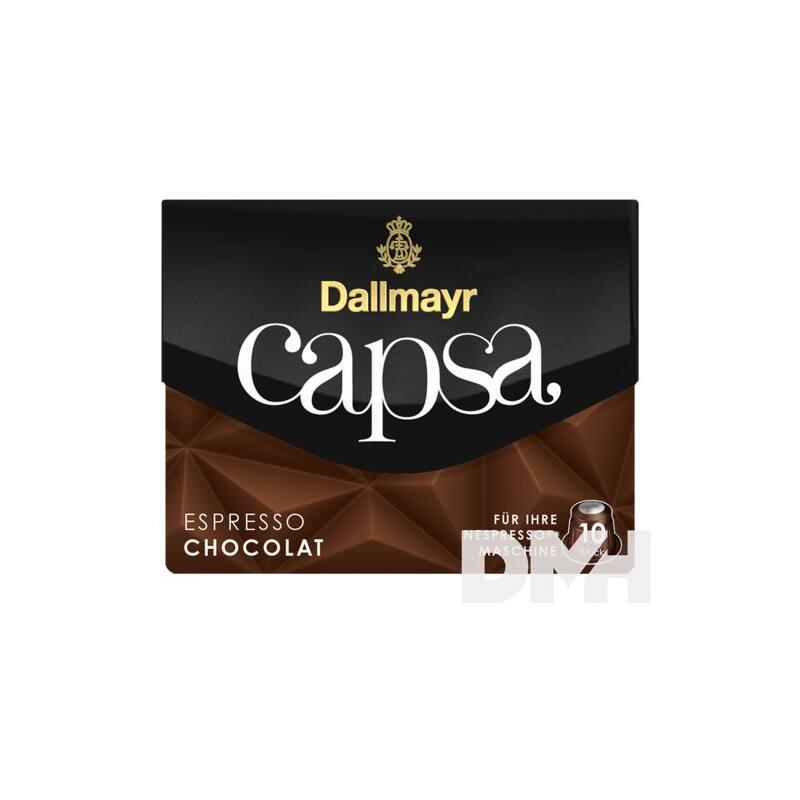 Dallmayr Espresso Choco Nespresso kompatibilis kávé kapszula 10 db