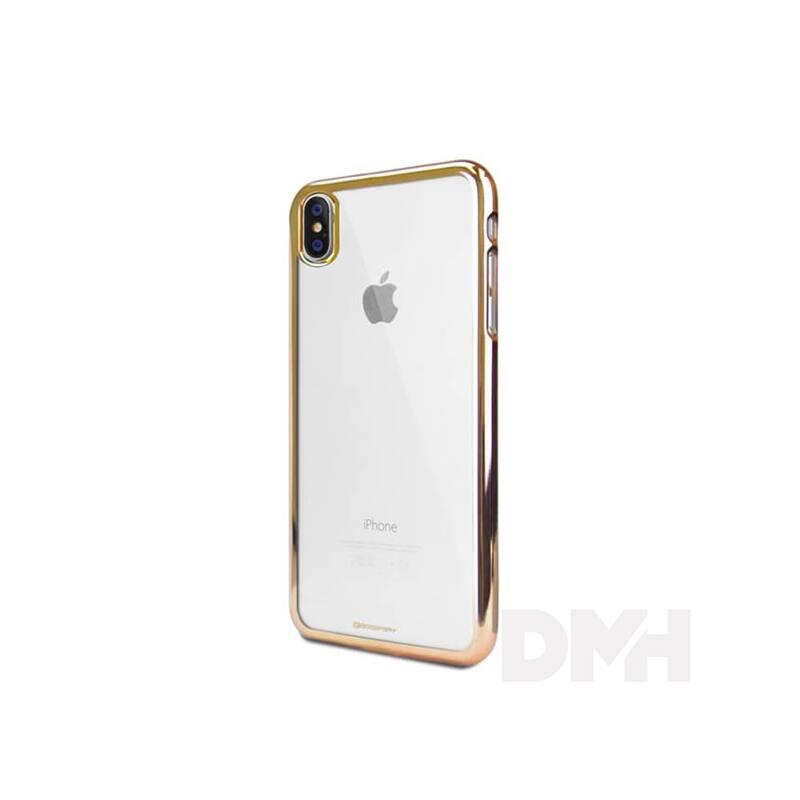 Mercury R2IPXG Ring 2 iPhone X arany TPU hátlap