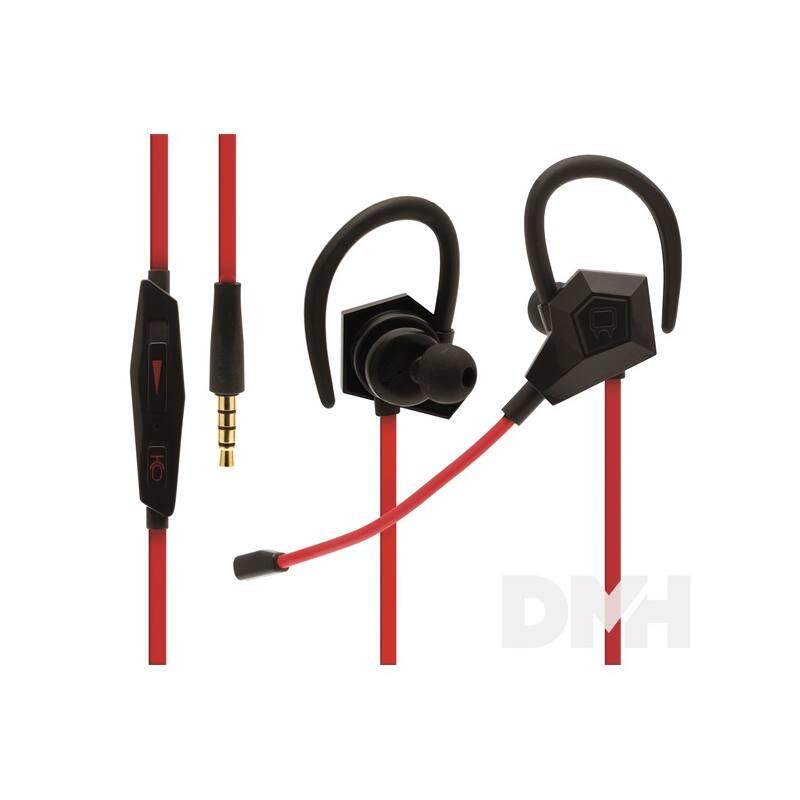 Venom VS3054 In-Ear Gamer mikrofonos fülhallgató