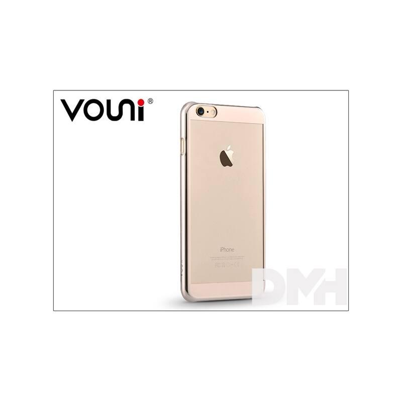 Vouni ST966263 HONOR iPhone 6/6S pezsgőarany hátlap