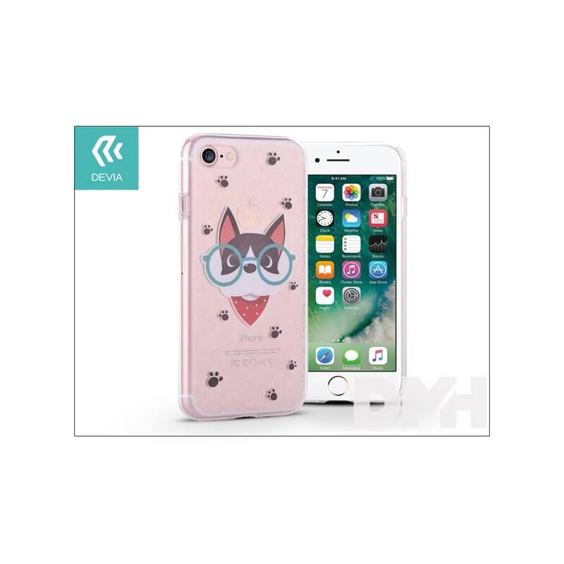 Devia ST995508 NIFTY DR.CAT iPhone 7 szilikon hátlap