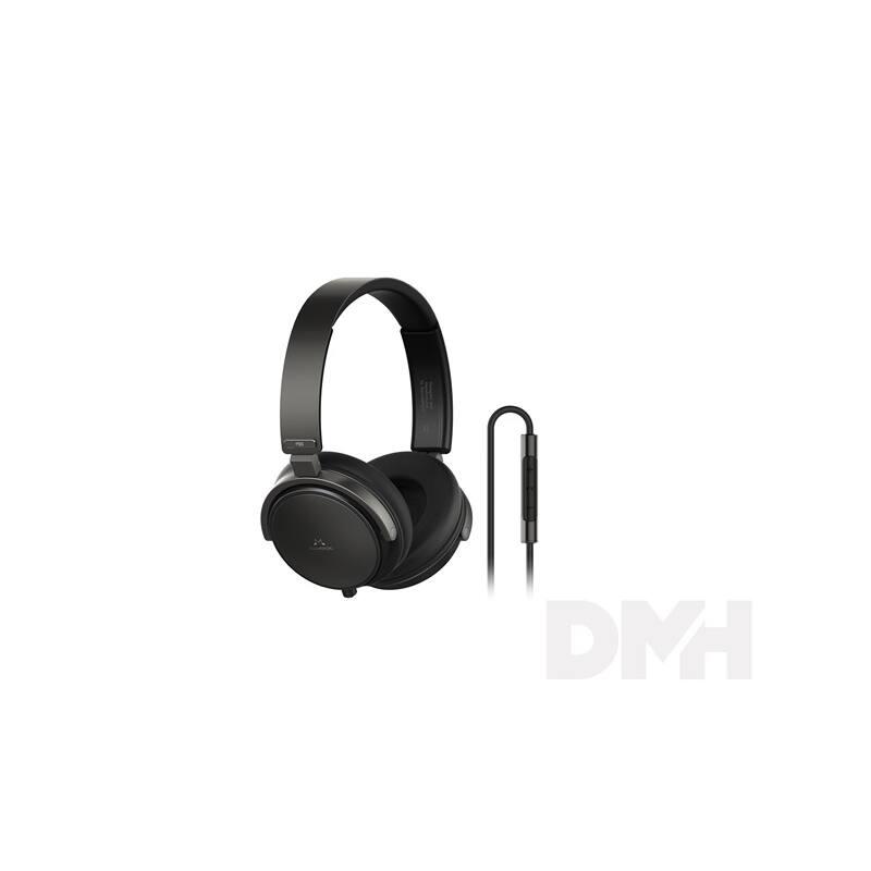 SoundMAGIC SM-P55-01 P55 metálszürke headset