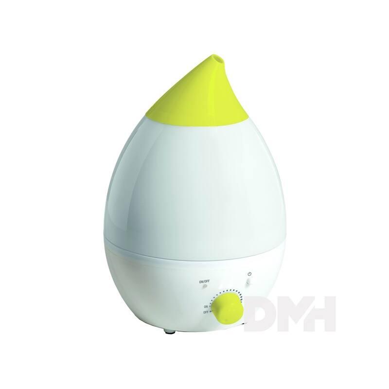 Laica HI3012E Baby Line 3 az 1-ben ultrahangos párásító és illóolajpárologtató
