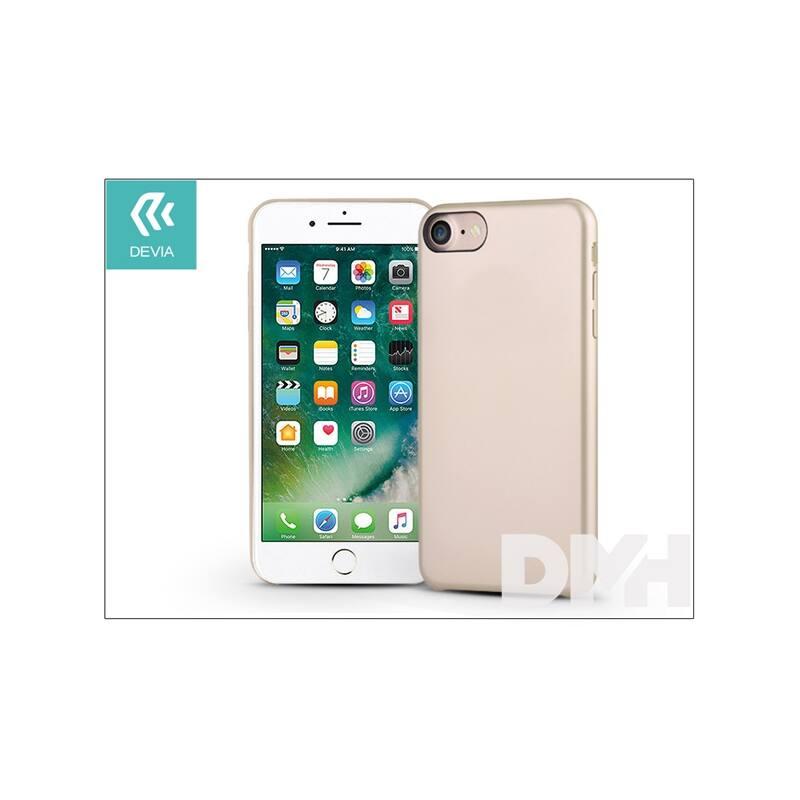 Devia ST994327 CEO 2 iPhone 7/8 arany hátlap