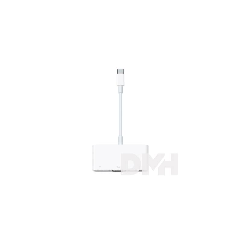 Apple USB-C » VGA többportos adapter