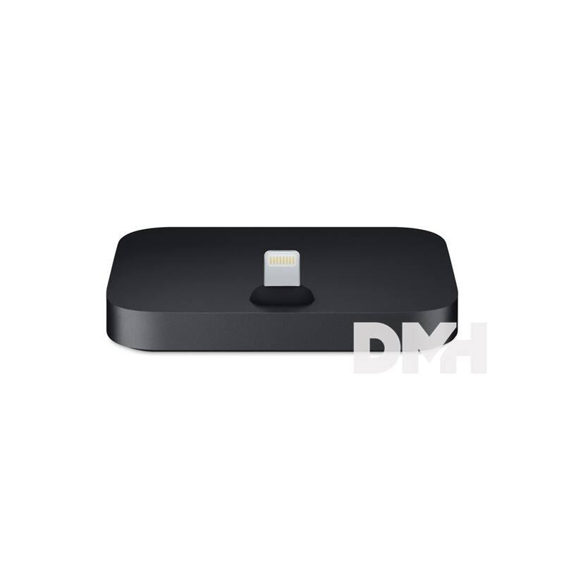Apple iPhone Lightning dokkoló fekete