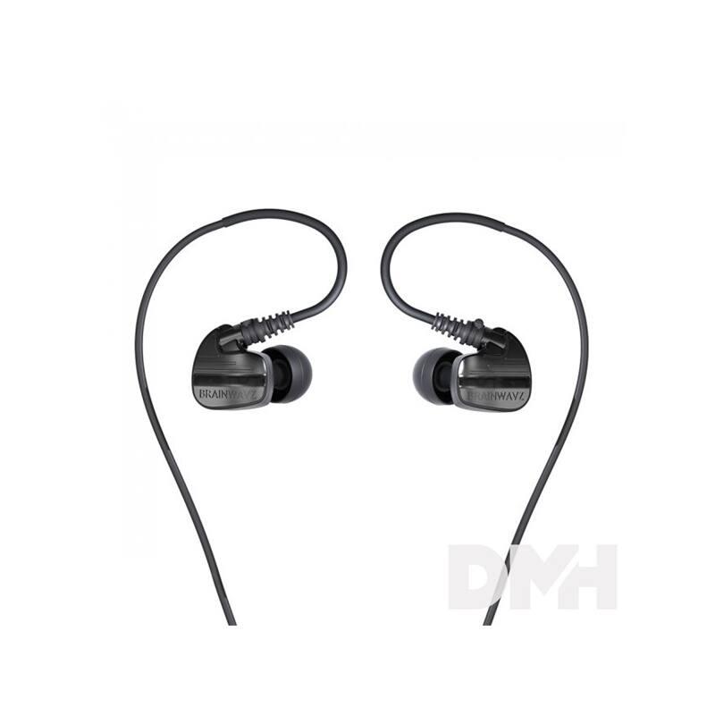 Brainwavz XF-200 In-Ear fülhallgató headset fekete