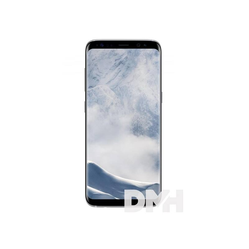 "Samsung Galaxy S8 SM-G950F 5,8"" LTE 64GB jeges szürke okostelefon"